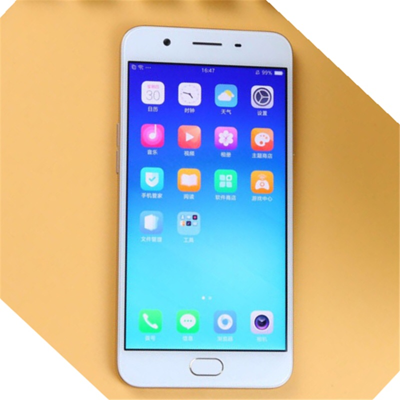 OPPO A57手机全网通4G指纹解锁双卡双待八核智能超薄美颜自拍新款